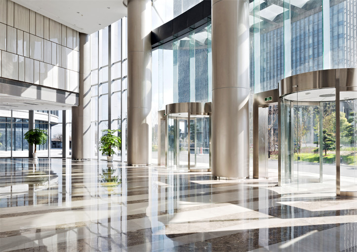 Clean germ safe downtown skyscraper building | Picture Perfect Cleaning