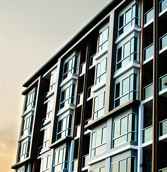 Condo apartment building | Commercial condos and strata cleaning by Picture Perfect Cleaning