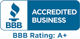 BBB Accredited Business logo | Picture Perfect Cleaning